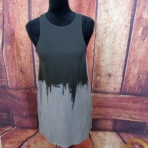 Love riche Sleeveless Tank Dress